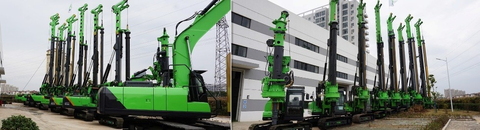 China best Rotary Piling Rig on sales