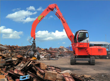 China Super Large Hydraulic Material Handler / Mining Hydraulic Excavator supplier