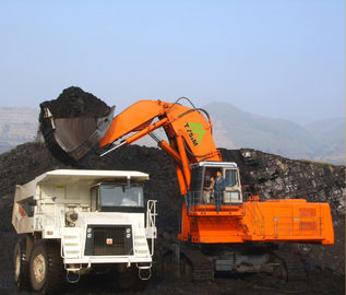 China CEG750-8 78 Ton Electrical Hydraulic Crawler Excavator Low Oil Consumption supplier