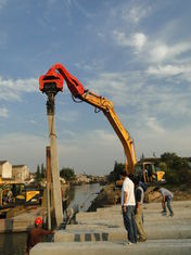 China TYSIM VS400 Excavator Mounted Pile Driver / Pile Driving Hammer 2.15t supplier