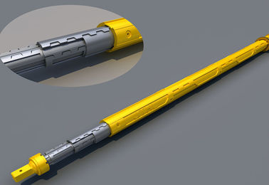 China Bauer Use Key Parts Of Foundation Drilling Tools Seamless Steel Tube Drilling Kelly Bar supplier