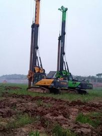 China TYSIM KR150C Rotary Borehole Pile Rig Foundation Construction Drilling Equipment Max Torque 150kN.m supplier