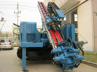 China Rotary Hydraulic Piling Rig equipment , 100 - 140m  depth bored pile drilling machine supplier