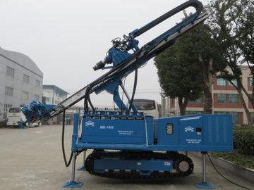 China High Power Vibration Hydraulic Piling Rig Without DTH Hammer supplier