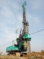 China Hydraulic Rotary Bored Piling Drilling Machine With 1M Max Drilling Diameter supplier