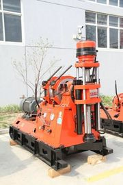 China Portable Core Drill Rig Hole Depth 1000m For Petroleum Natural Gas supplier