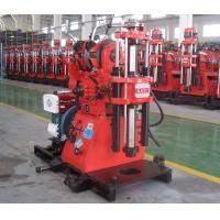 China Hydraulic Chuck Core Drill Rig Mechanical Drive , Core Drilling Equipment supplier