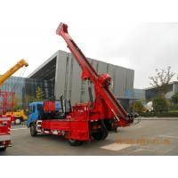 China Mechanical Driven Truck Mounted Core Drill Rig  For Bridge , Dam supplier