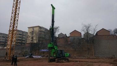China 50m Depth Bored Pile Driving Machine , Construction Pile Driver KR150C supplier