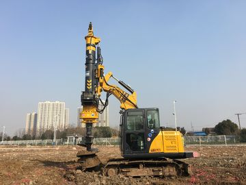 China KR40 Hydraulic Rotary Piling Rig with Power Head Torque Max 40kNm , 1200mm diameter supplier
