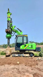 China KR50A Modular Rotary Drilling Rig with 20ton Excavator Chassis / Pile Driving Equipment supplier
