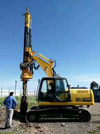 China TYSIM KR50A Small Rotary Piling Rig Drilling Rig Attachment  for Foundation Construction supplier