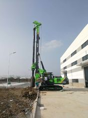 China Rotary Drilling Rig Machine 1300mm Max Pile Depth , Foundation Construction Piling Rig supplier