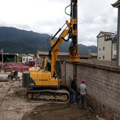 China 50KN Hydraulic Piling Rig 1200mm Drilling Diameter And 20m Depth Pile Machine supplier