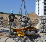 China Concrete Hydraulic Pile Breaker For Round Pile Foundation Equipment 280KN Rod Pressure factory