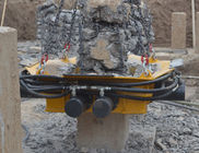 Precast Square Pile Concrete Cutting Machine , CE Hydraulic Breaker Equipment