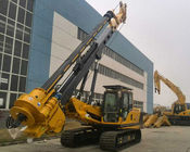 1.3M Max Diameter Bored Pile Rig 45m Max Drilling Depth KR125A Type Bored Hole Piles Machine