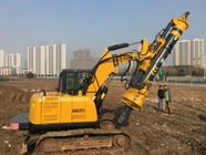 China Small Rotary Piling Rig For 10m Depth 1000mm Diameter Drilling Foundation Drilling Equipment factory