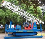 China Electric Core Drill Rig / Crawler Mounted Drill Rig For Blasting Engineering Hole company