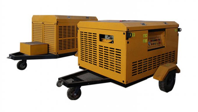 High Pressure Electric Hydraulic Power Pack Unit Station With Wireless control System