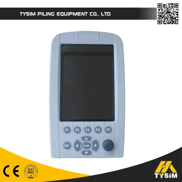 Front IP65 TFT LCD Display Module For Earth Moving Equipment / Heavy Equipment Rental