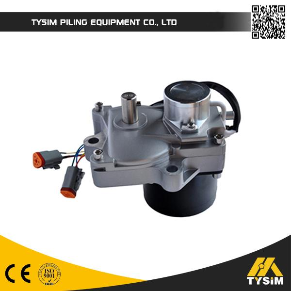 High Performance Electronic Throttle Body Assembly , Compact Engine Throttle Motor