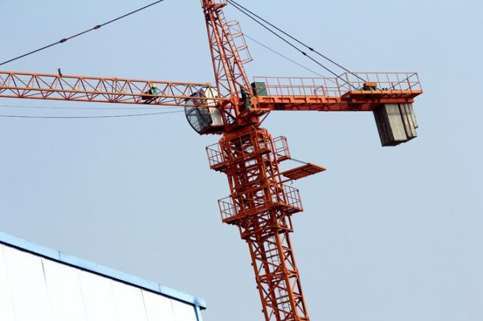 Construction Used QTZ63 Top Kit Tower Crane Manufacture For Sale With ISO CE Cetificate