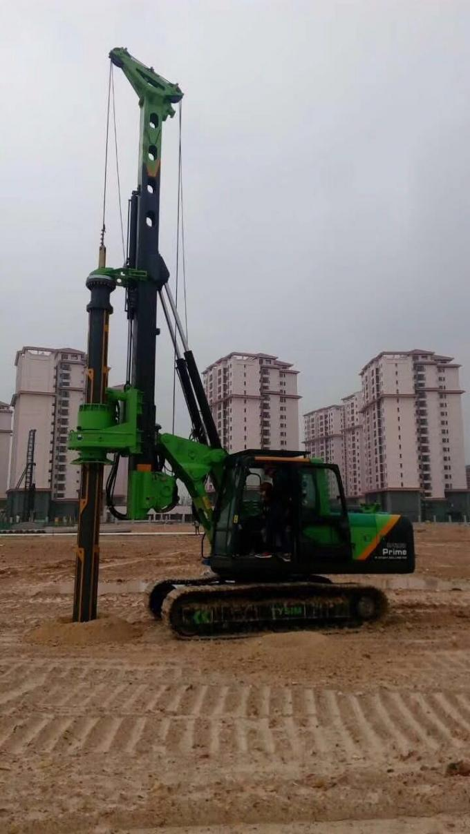 China CFA Piling Rig Manufacturers, Suppliers, Factory