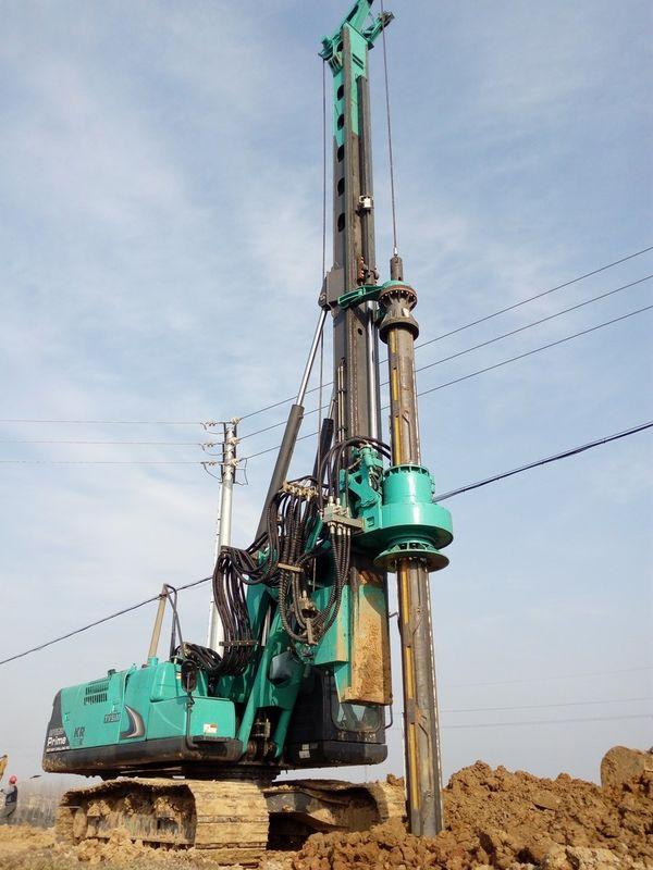 Torque 80 kN.m Drilling depth 28m(4 node )/22m(3 node