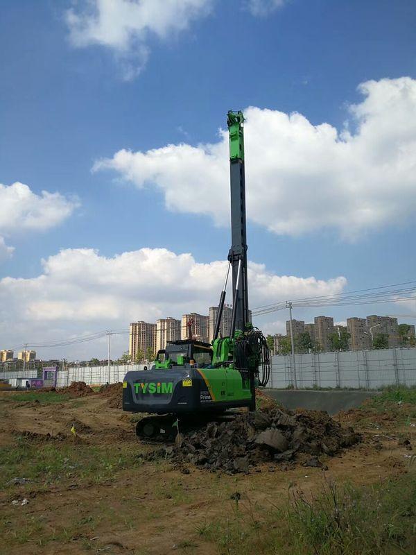 Max. drilling depth 28m(4 node )/22m(3 node ) Well