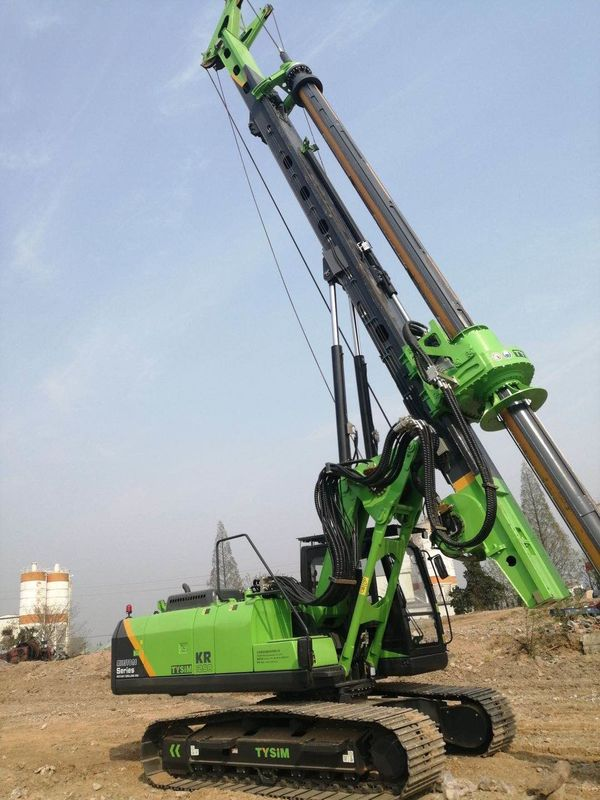 New Tysim KR125 Well Drilling Equipment with High Quality and Good Quality Control