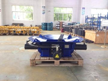 China Steel Casing Module Hydraulic Pile Cutter For Excavator Crushing Foundation Piles factory