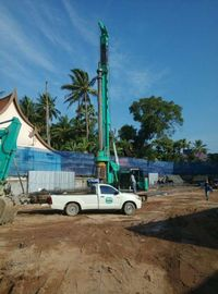 China 8 - 30 rpm Piling Rig Machine For 43m Drilling Depth Foundation Construction factory