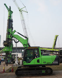 600 / 900 mm Max cylinder trip Rotary Piling Rig 1 m Max drilling diameter