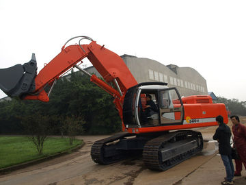 High Performance Face Shovel Diesel Hydraulic Mini Excavator TYSIM CE400-6