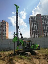 China Building Construction KR80A Hydraulic Piling Rig Machine / Piling Driving Equipment factory