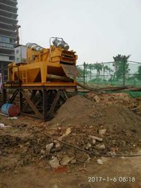 RMT250 Drilling Mud Cleaner Cyclone Slurry Desander Bore Pile Cleaning Equipment