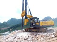Well Drilling 43m Foundation Pile Machine KR125A Rock Boring Machine